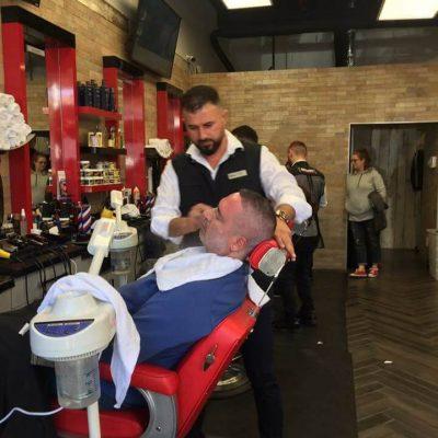 barber shop SE Calgary